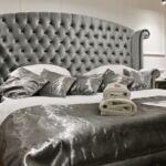 Deluxe Pokoj s manželskou postelí s výhledem na moře