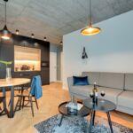 Apartament confort cu 2 camere pentru 4 pers.