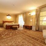 Palace 1-Zimmer-Suite für 2 Personen mit Terasse (Zusatzbett möglich)