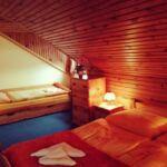 Pokój 3-osobowy z prysznicem z balkonem (możliwa dostawka)