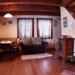 Apartment für 5 Personen mit Dusche (Zusatzbett möglich)