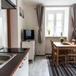 Apartman se sprchou s vlastní kuchyňkou pro 2 os. (s možností přistýlky)