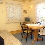 Apartament cu aer conditionat cu vedere spre mare cu 2 camere pentru 5 pers. A-4330-a