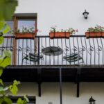 Superior Pokoj s balkónem s manželskou postelí