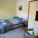 Apartament 5-osobowy na piętrze Przyjazny podróżom rodzinnym z 3 pomieszczeniami sypialnianymi