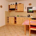 Apartman se sprchou se společnou kuchyňkou pro 2 os. (s možností přistýlky)