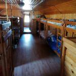 Családi 16 ágyas szoba Közös konyhával