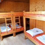 Obiteljski Sa zajedničkom kuhinjom soba sa 5 kreveta(om) (za 9 osoba(e))