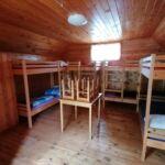 Camera familial(a) cu bucatarie comuna pentru 8 pers.