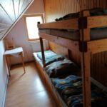 Obiteljski Sa zajedničkom kuhinjom soba sa 2 kreveta(om) (za 3 osoba(e))
