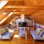 Apartament design cu 2 camere pentru 4 pers.