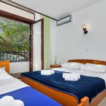 Komfort Standard 5 fős apartman 2 hálótérrel