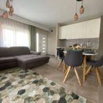 Földszinti teraszos 4 fős apartman 2 hálótérrel (pótágyazható)