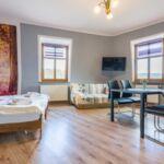 Apartament 6-osobowy Premium Studio z 3 pomieszczeniami sypialnianymi