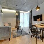 Apartament deluxe cu 3 camere pentru 6 pers.