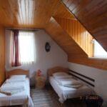 Pokój 4-osobowy na piętrze z łazienką