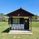 Classic Hütte mit Aussicht auf den Hof