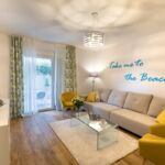 Apartament classic confort cu 5 camere pentru 10 pers.