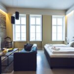 Deluxe 2 fős apartman 1 hálótérrel