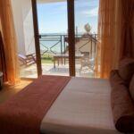 Apartament 4-osobowy Business z balkonem z 2 pomieszczeniami sypialnianymi