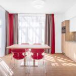 Apartament familial(a) la etaj cu 1 camera pentru 2 pers.