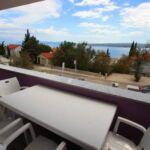 2-Zimmer-Apartment für 4 Personen Obergeschoss mit Aussicht auf das Meer