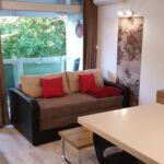 Emeleti Studio 3 fős apartman 1 hálótérrel