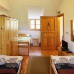 Classic Apartman pro 3 os. s 1 ložnicí na poschodí