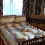 Földszintes franciaágyas szoba (pótágyazható)