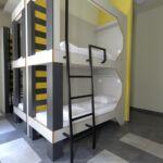 Légkondicionált Classic nyolcágyas szoba