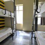 Dormitory 1 ágy egy 6 személyes női hálóteremben egyágyas szoba