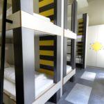 Dormitory 1 ágy egy 8 személyes hálóteremben egyágyas szoba