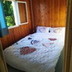Domek drewniany 2-osobowy Family z klimatyzacją