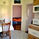 Tóra néző földszinti 4 fős apartman 2 hálótérrel (pótágyazható)