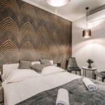 1-Zimmer-Apartment für 2 Personen Parterre mit Eigner Küche