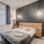 Camera dubla la etaj cu aer conditionat