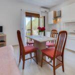 Apartament 3-osobowy z klimatyzacją z widokiem na morze z 1 pomieszczeniem sypialnianym A-5756-b