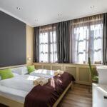 Deluxe Pogled na grad apartman za 4 osoba(e) sa 2 spavaće(om) sobe(om)