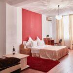 Studio Apartman pro 4 os. se 3 ložnicemi na poschodí (s možností přistýlky)