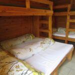 Földszinti Tourist négyágyas szoba