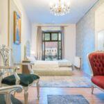 Queen franciaágyas szoba