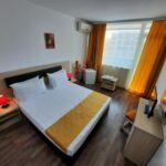 Doppelzimmer mit Balkon (Zusatzbett möglich)