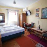 Superior Suita s manželskou postelí s 1 ložnicí na poschodí
