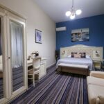 Camera dubla superior (se poate solicita pat suplimentar)