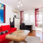 3-Room Family Balcony Apartment for 6 Persons