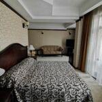 Rezydencja pokój 2-osobowy Junior z 2 pomieszczeniami sypialnianymi