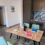 Apartman s klimatizací pro 6 os. se 2 ložnicemi s výhledem na moře A-9158-d