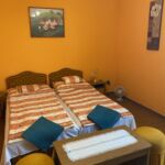 Ground Floor 1-Room Apartment for 2 Persons ensuite
