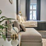Apartament superior romantica cu 1 camera pentru 3 pers.