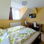 Síkképernyős tv légkondicionált négyágyas szoba (pótágyazható)